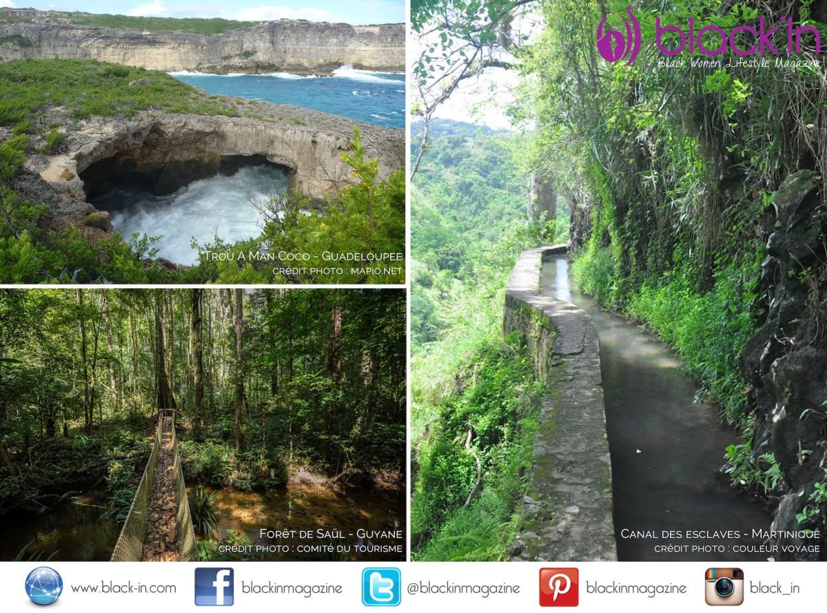 Black'In : vacances aux Antilles, trois randonnées uniques au monde à ne pas louper !