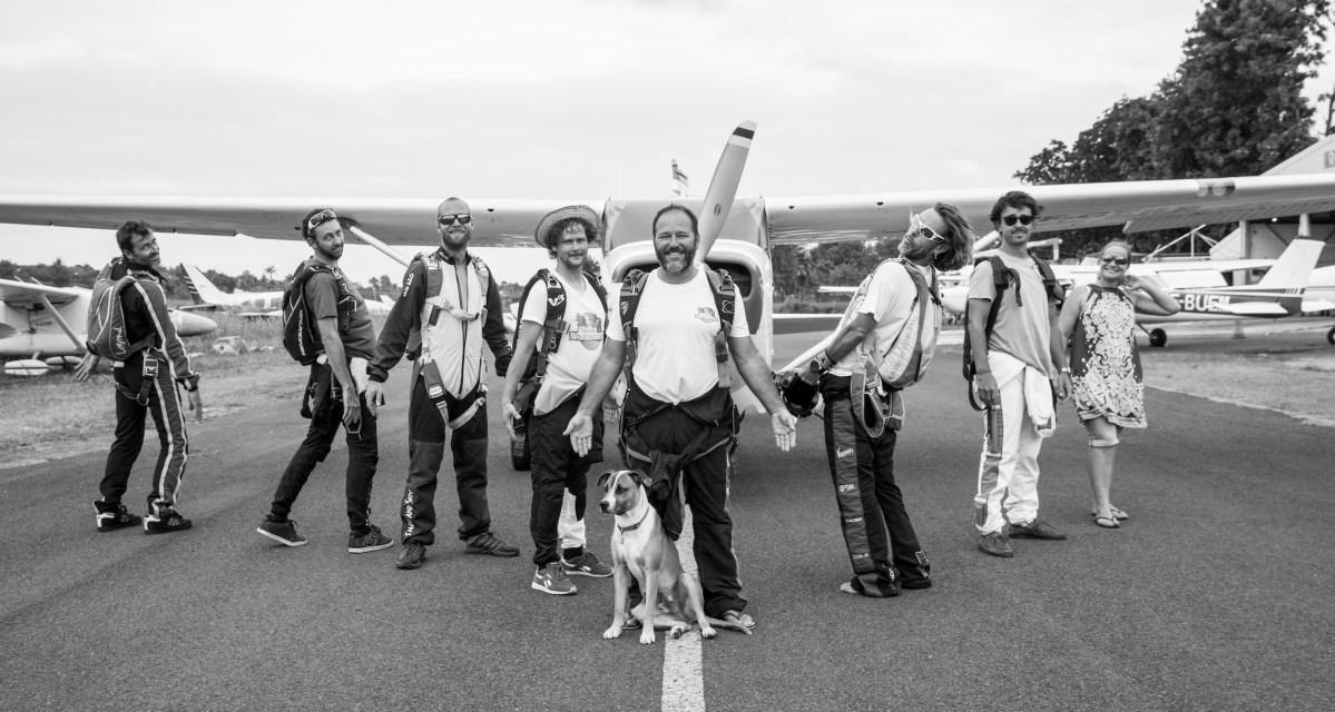 Caraïbe parachutisme : osez le grand saut !
