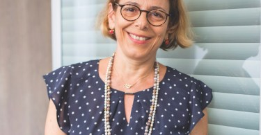 eLisaBetH Landi Vice-présidente de la CaCEm en charge de l'innovation et présidente de Technopole martinique depuis 2016