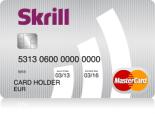PayPal Skrill MasterCard