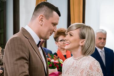 Ślub cywilny reportaż