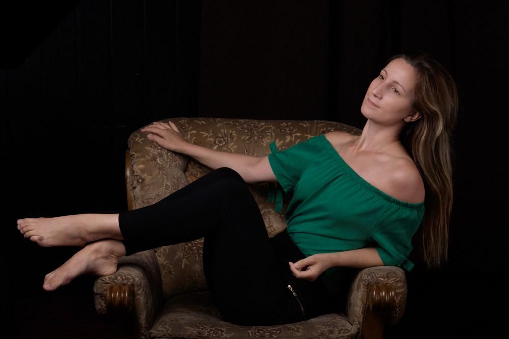 sesja portretowa sensualna