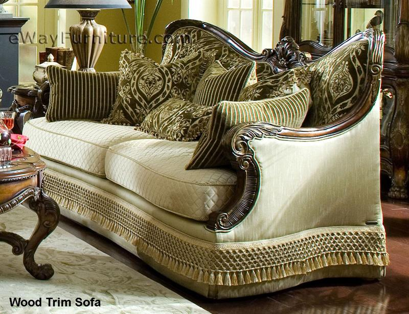 leather sofa sets for living room area rugs in placement french rococo