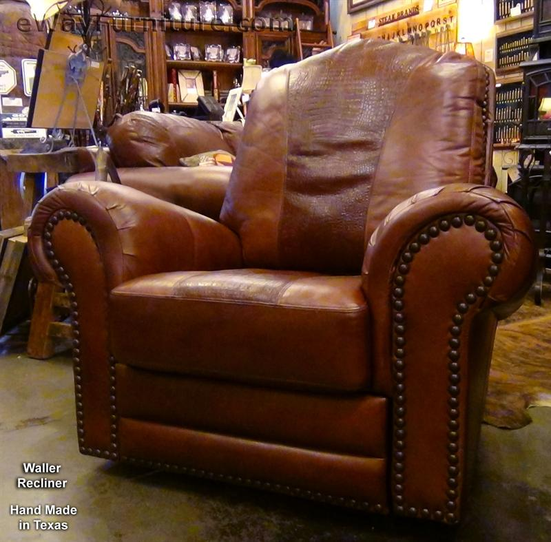 best sofas made in the usa alabama sofa ilva 100% hand cut top grain leather recliner texas