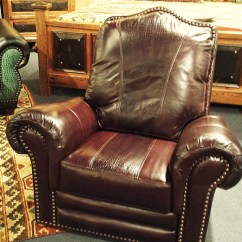 Sofas And Loveseats Made In Usa Leather Sofa Black Friday Sale Chocolate Croc Top Grain Recliner ...
