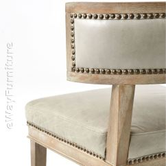 Z Gallerie Stella Sofa Cleaning 2 Sofas Or Sectional Kensington Carter Dining Chair Light Grey