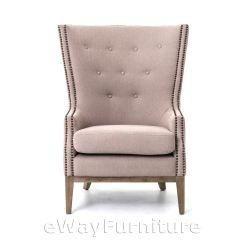 Gray Chevron Chair Cheap Wedding Covers Hire Kensington Lillian Occasional