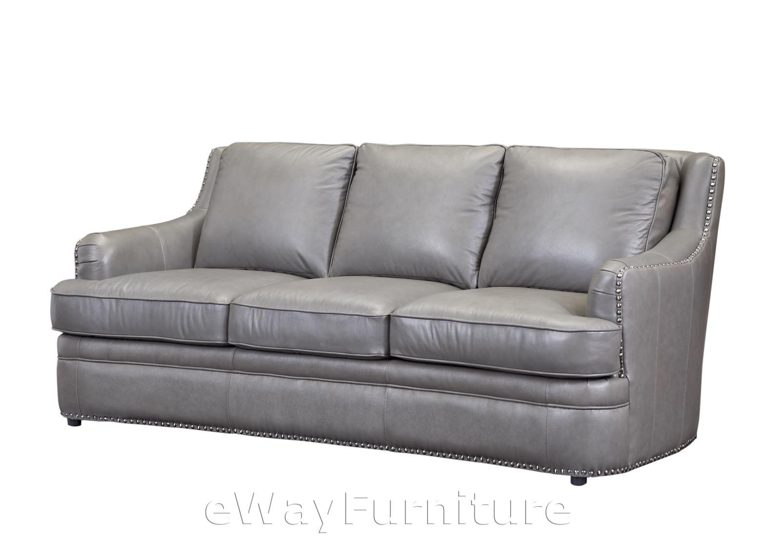 leather sofas tulsa 3 seater black sofa bed top grain in dark grey