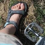 Sandały do turystyki rowerowej – Teva, Keen, Source, Shimano.. jakie wybrać?