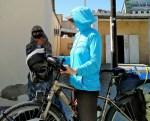Oman, kobieta i rower