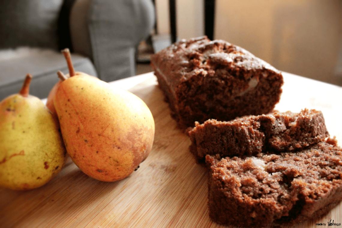 Gruszkowe ciasto jesienne
