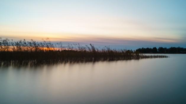 305 sekunder solnedgång