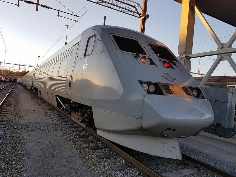 Tåg 636 hos tågdoktorn