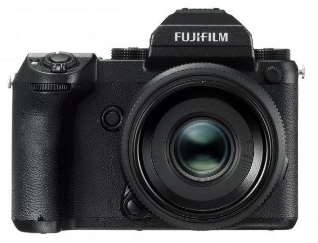Fujifilm GFX 50s pressbild