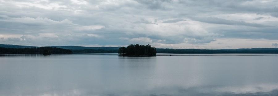 Sjön Yngen vid Persberg