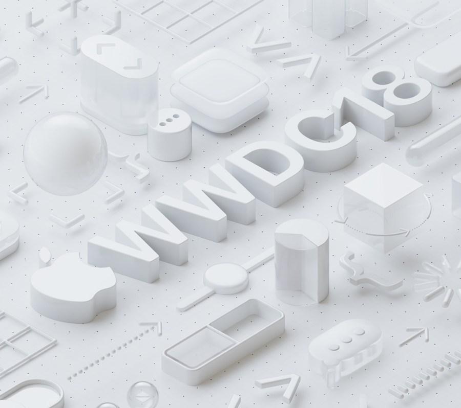 WWDC18 pressbild