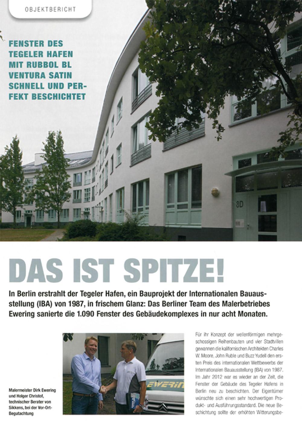 News Und Interessantes | Malerbetrieb & Raumdesign Ewering
