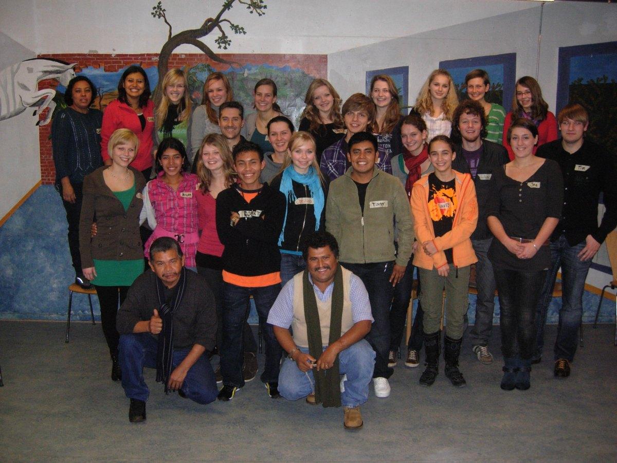 Freunde aus El Salvador zu Gast in Wesel