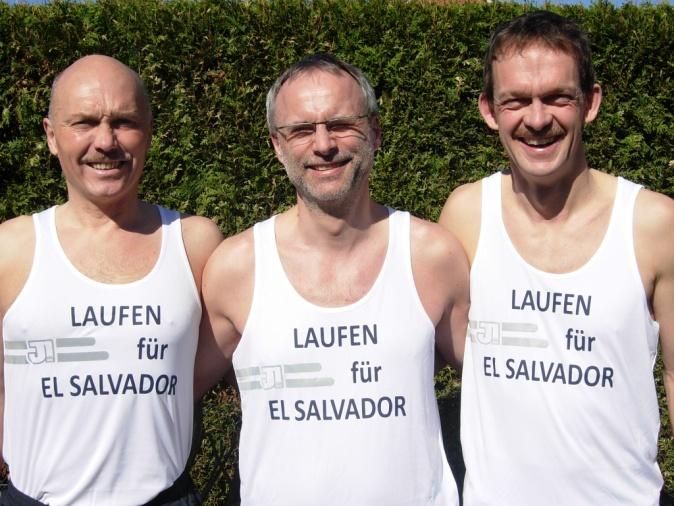 """""""Laufen für El Salvador"""""""