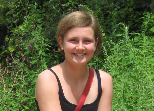 Carla Ingenhorst aus Wesel zu Gast am Bajo Lempa