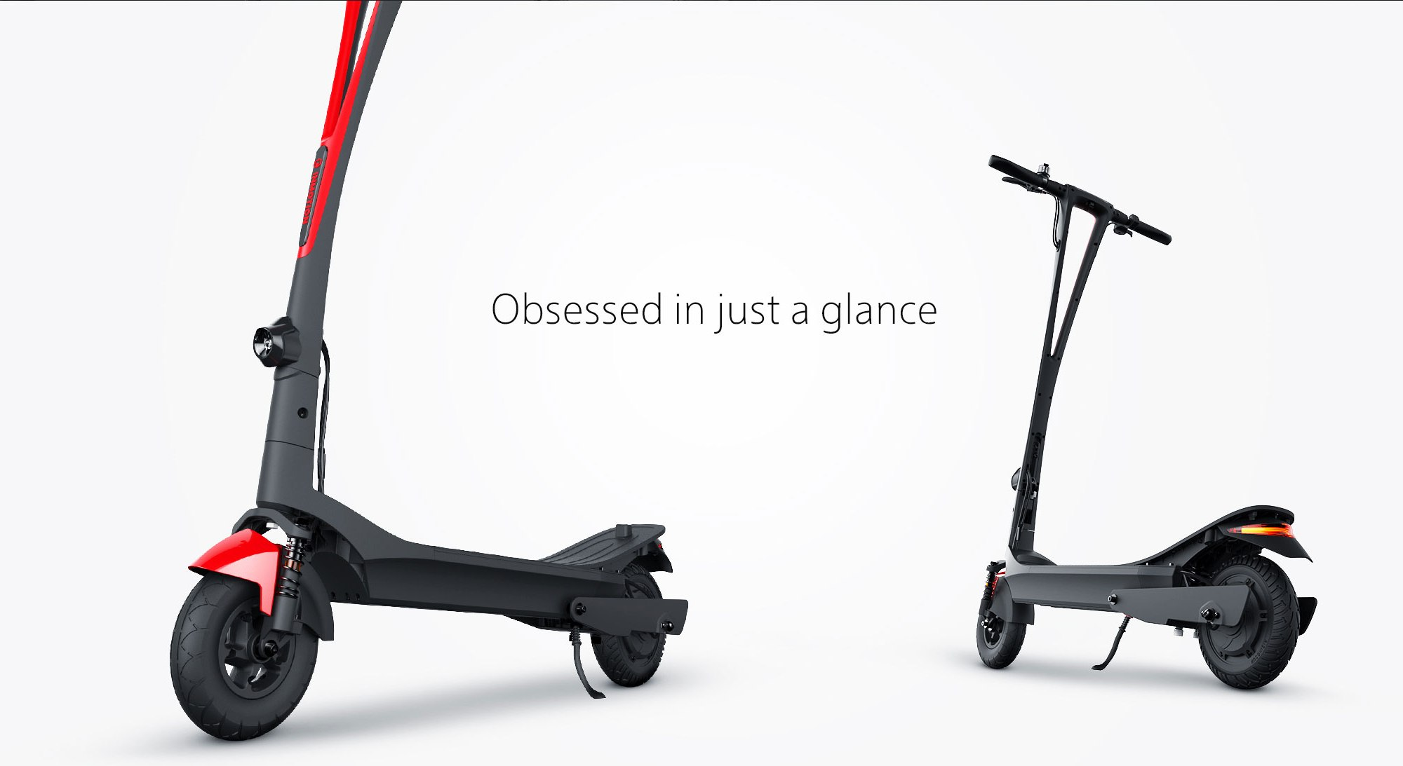 New Inmotion Lively Electric Kick Scooter