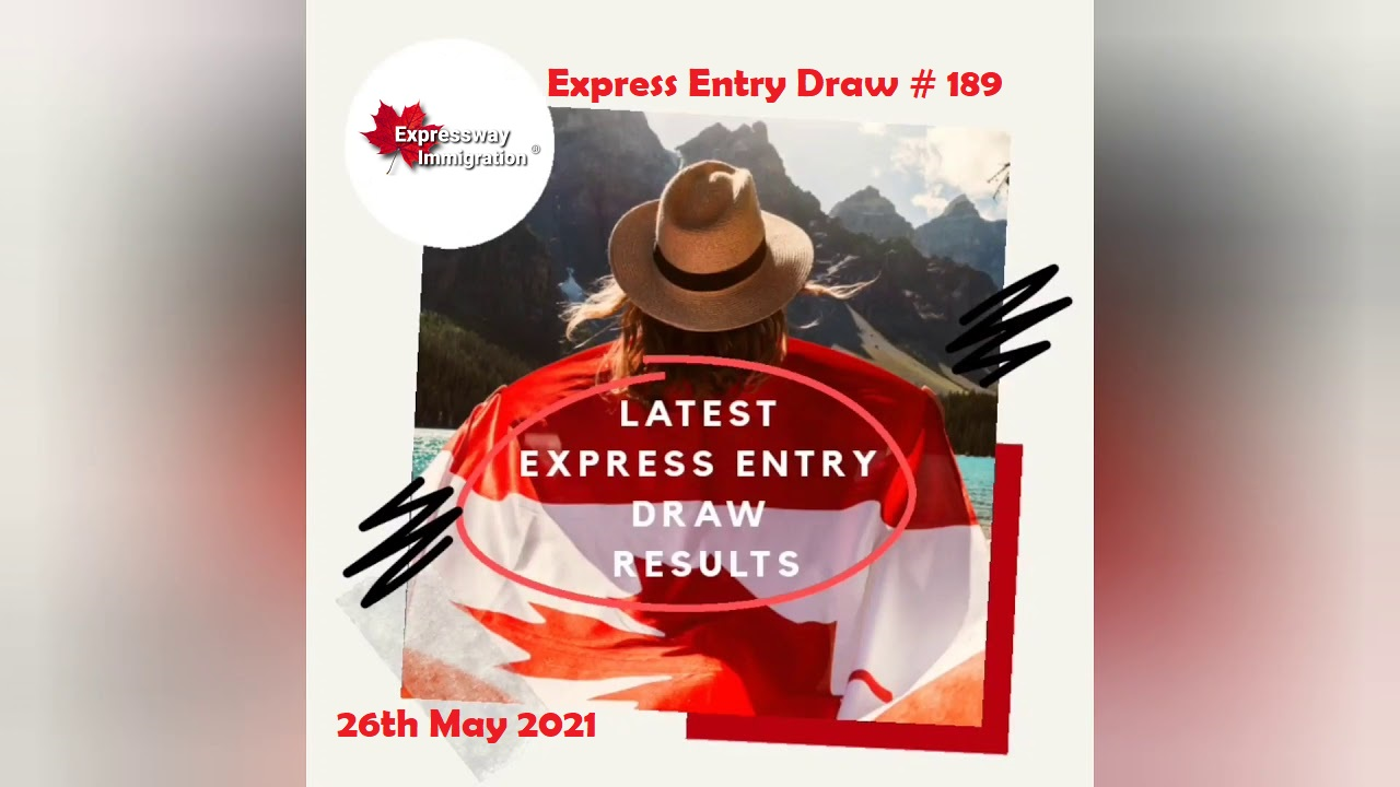 Express Entry Draw 189, Express Entry Rounds of Invitations
