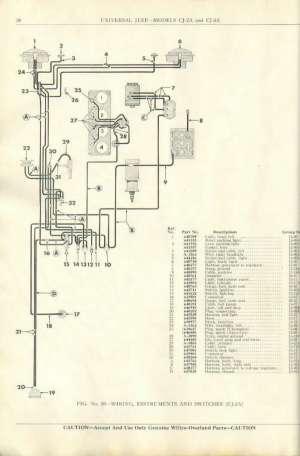 Wiring Schematics | eWillys