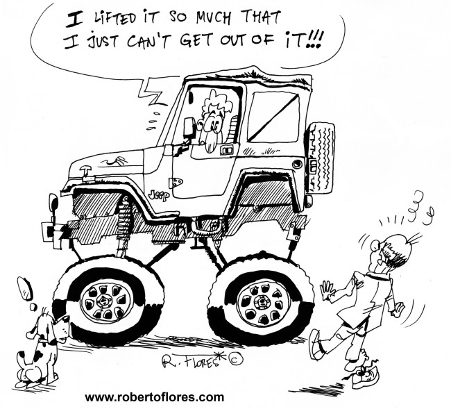 Jeep grand cherokee drawings