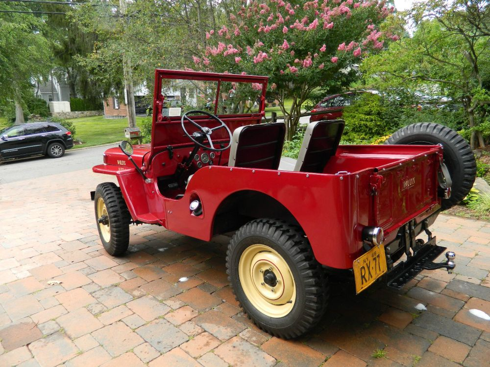 medium resolution of 1955 willys jeep wiring schematic 1955 willys jeep book 2018 jeep willys willys jeep truck
