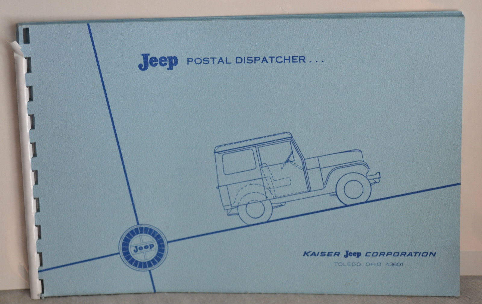 hight resolution of dj5 postal jeep dispatcher brochure2