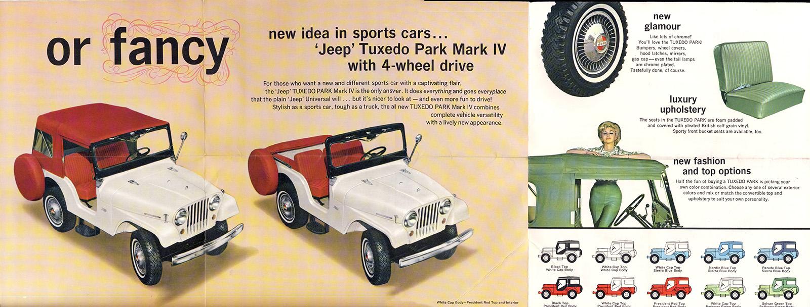 hight resolution of 1964 06 cj5 tuxpark brochure lores1