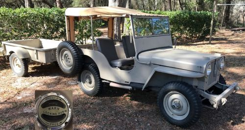 small resolution of  g wwii willys mbt and bantam jeep trailer wiring diagram on