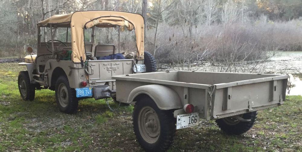 medium resolution of 1945 vec cj2a trailer lakecity fl4