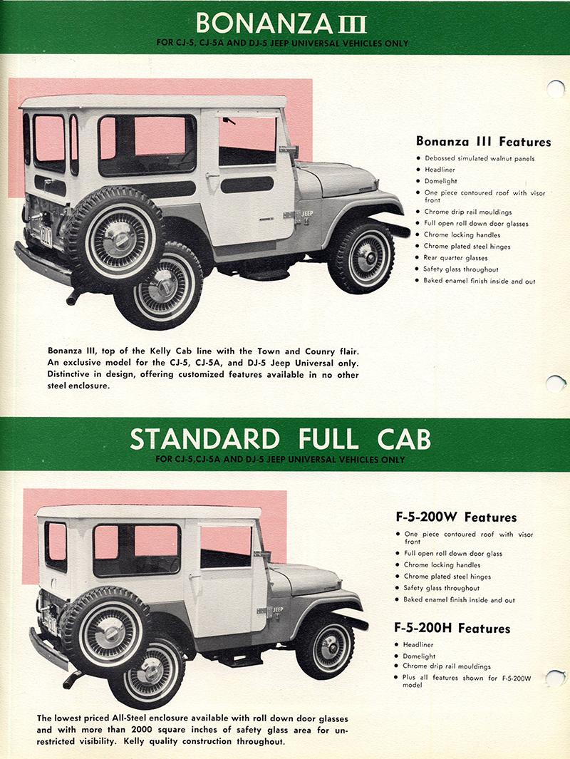 medium resolution of found it it s a kelly bonanza steel cab
