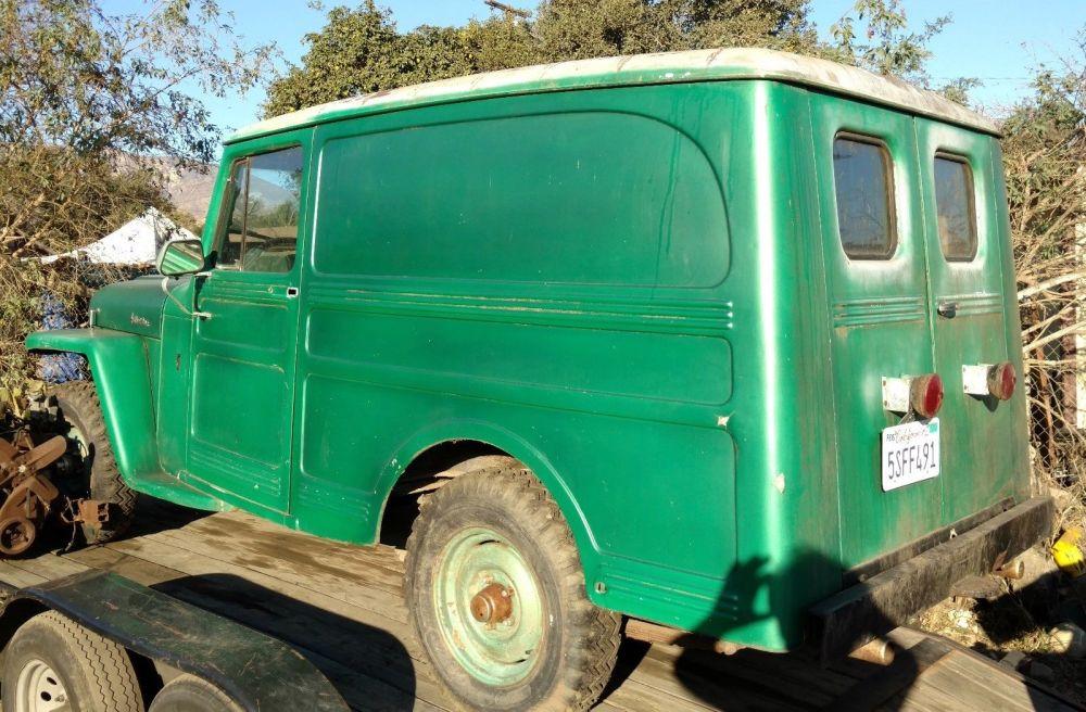 medium resolution of 1961 wagon santa paula ca ebay