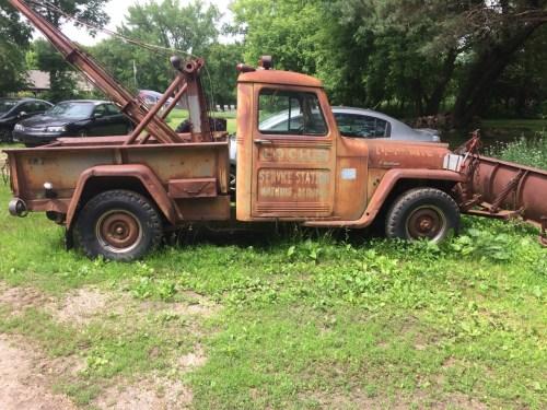 small resolution of 1951 truck roseville mn0