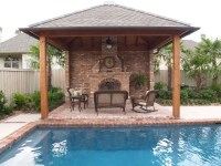 Outdoor Living Spaces - Ewing Aquatech Pools