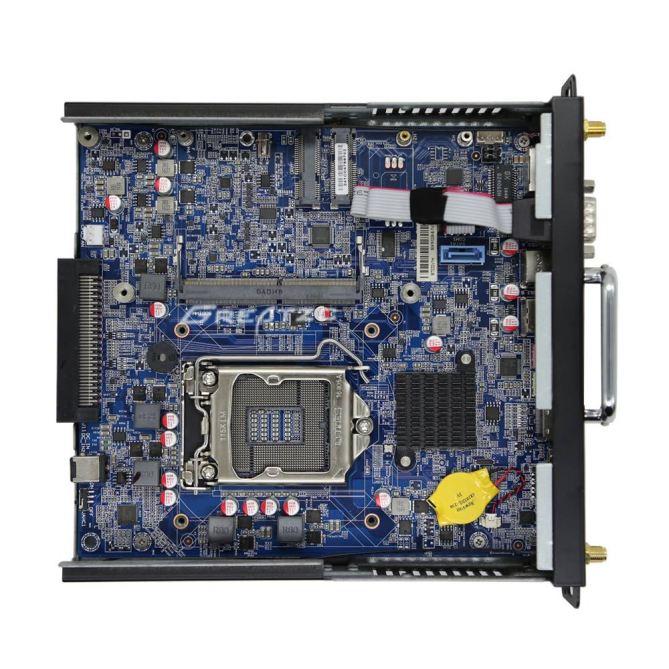 Slot-in PC
