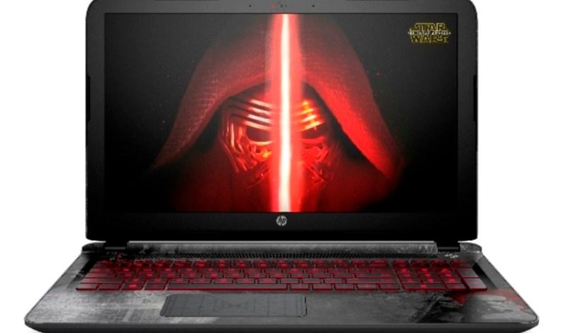 Společnost HP připravila vychytávky pro fanoušky Star WarsTM