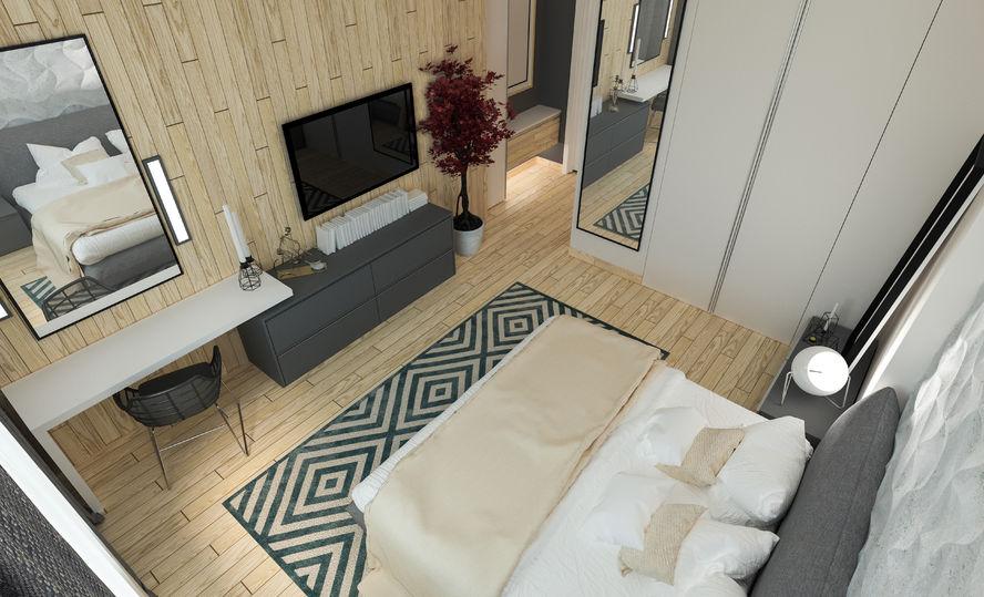 03 Rekonstrukce ložnice