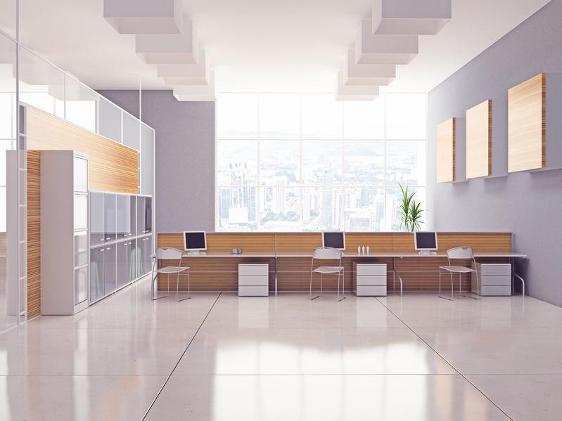 26085079 – the modern office interior design