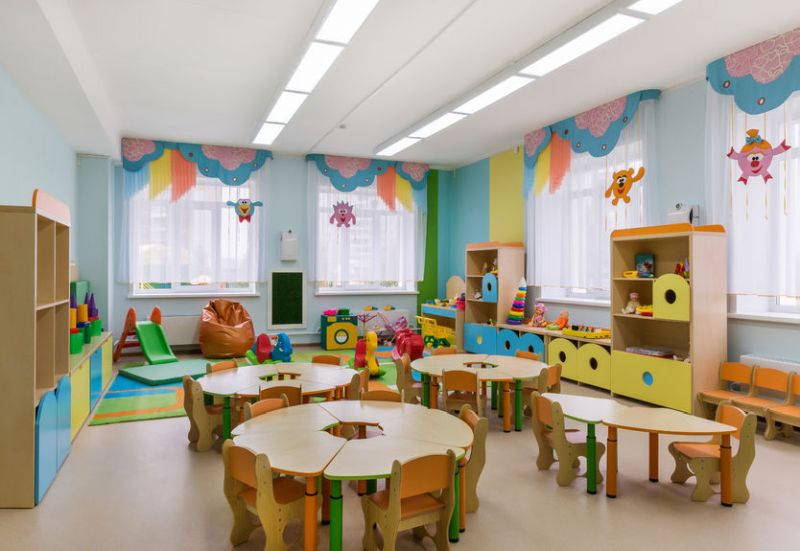 47717790 – room for games and activities in the kindergarten