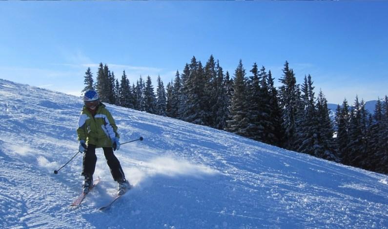 Ski&Bike Špičák: Déšť má na víkend vystřídat mráz