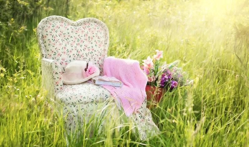 První jarní romantika