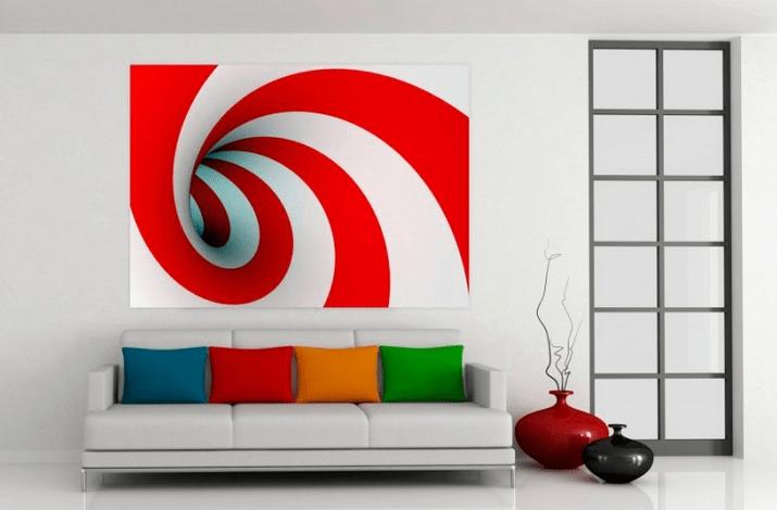 Samolepící tapety a dekorace na zeď