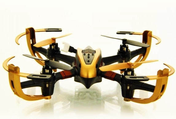 drone-quadcoptere-yizhan-6-canaux-or-02