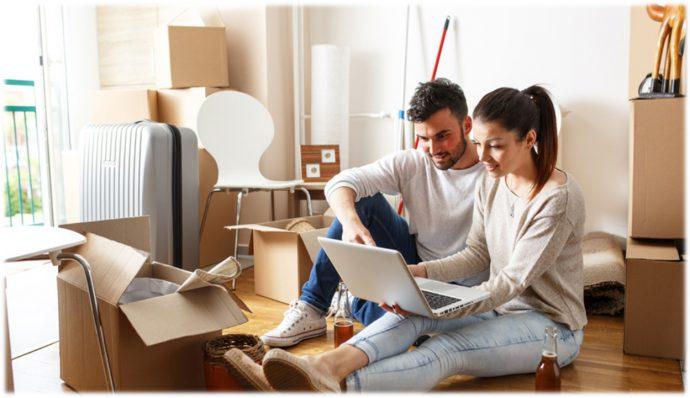Stěhování bytů a kanceláří, na co se připravit?