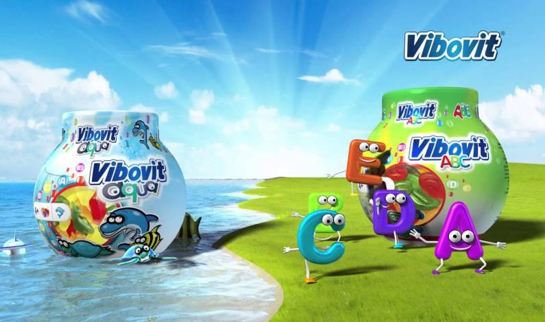 Zábavné vitamíny, které dětem chutnají