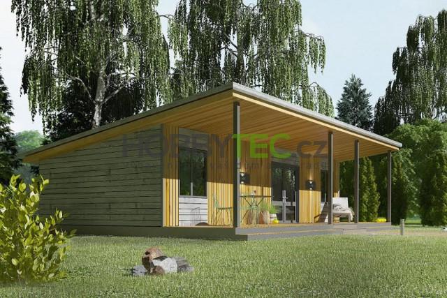 Mobilní domy pro celoroční užití – to není jen trend