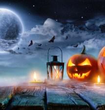 Slavíme s dětmi Halloween